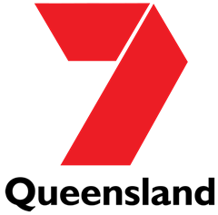Logo for 7QLD Logo 512Px Blk